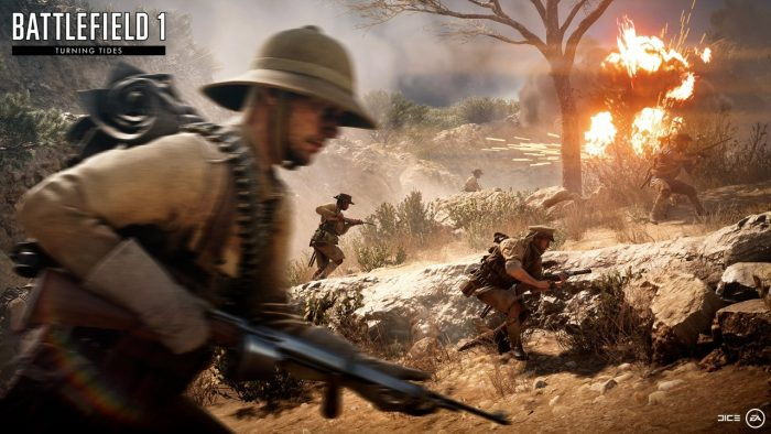 Battlefield 1 Apocalypse Maps, Weapons and More Revealed