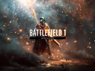 "Battlefield 1 Gains Fourth Expansion ""Apocalypse"" Next Month"