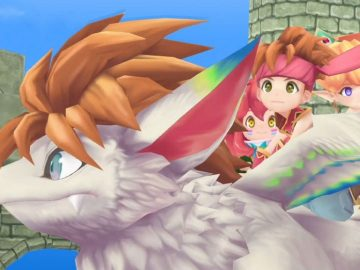 "Secret of Mana Remake ESRB Rating Revealed; Receives E10+ for ""Moderate Amounts of Cleavage"""