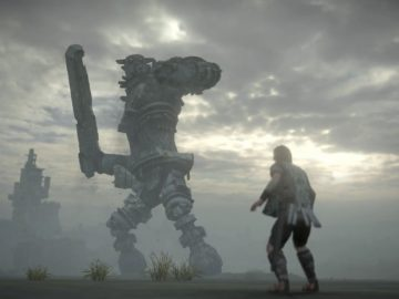 Shadow of The Colossus Will Have A Photomode