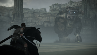 Shadow of the Colossus Impressions: A fresh new coat of paint