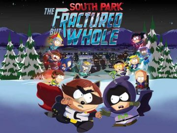 Daily Deal: South Park The Fractured But Whole Is 50% Off On Amazon