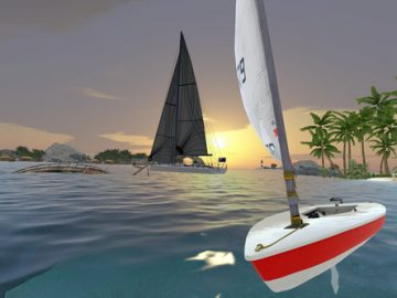 Cruise Past Marine Delights With VR Regatta: The Sailing Game