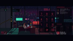 Saucy Cyberpunk Adventure 'The Red Strings Club' Swings Onto Steam