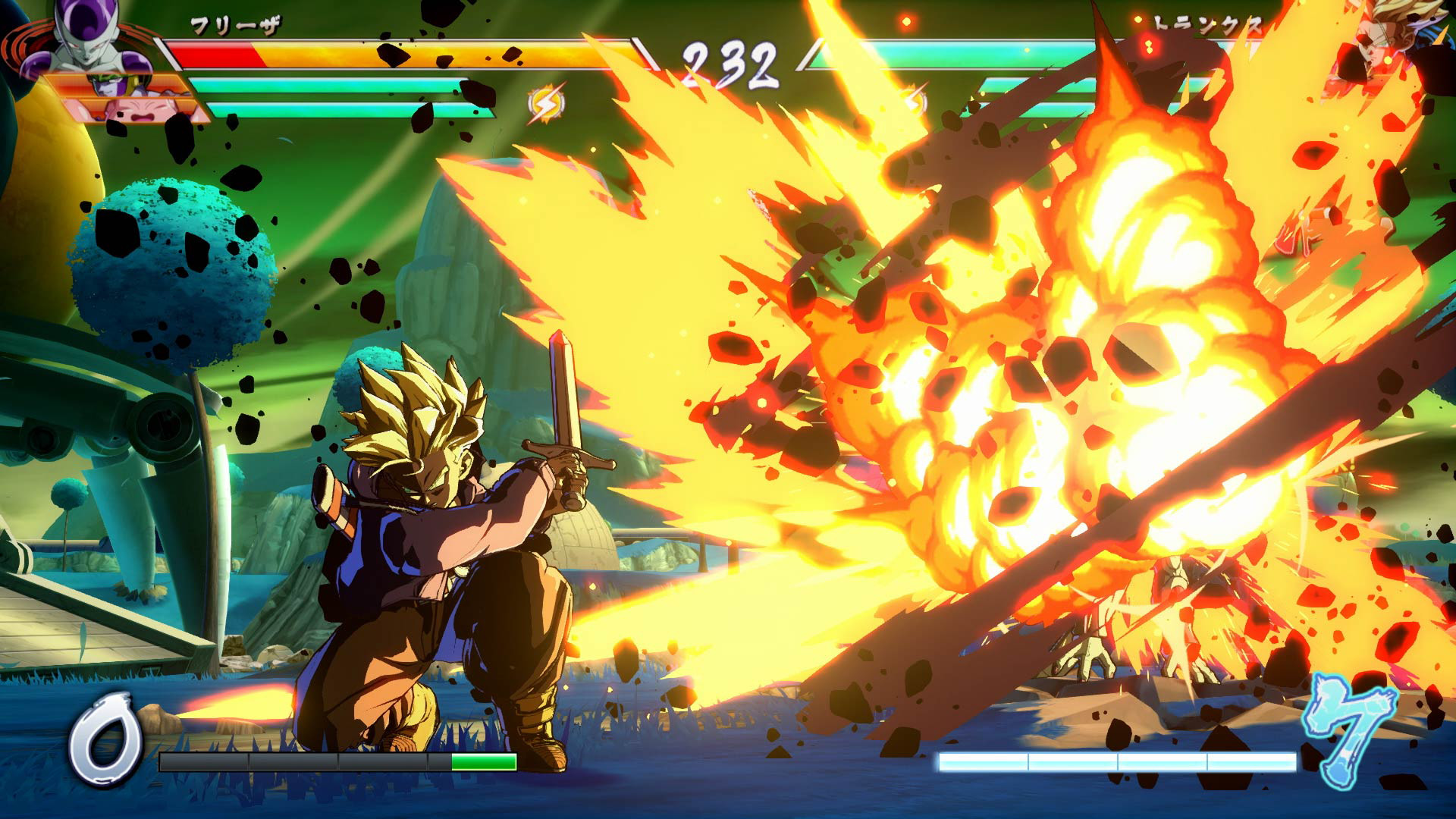 Dragon Ball FighterZ Last Beta on Xbox One