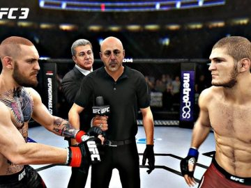 EA Sports UFC 3 Update 1.02 Adds Three New Fighters, Tunes Difficulty Jump to Contender Tier in Career and More