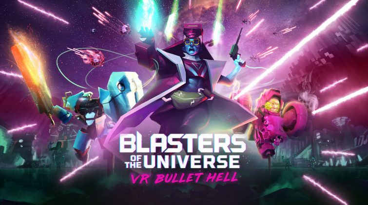 PSVR Shoot-Em-Up Blasters of the Universe Released Today