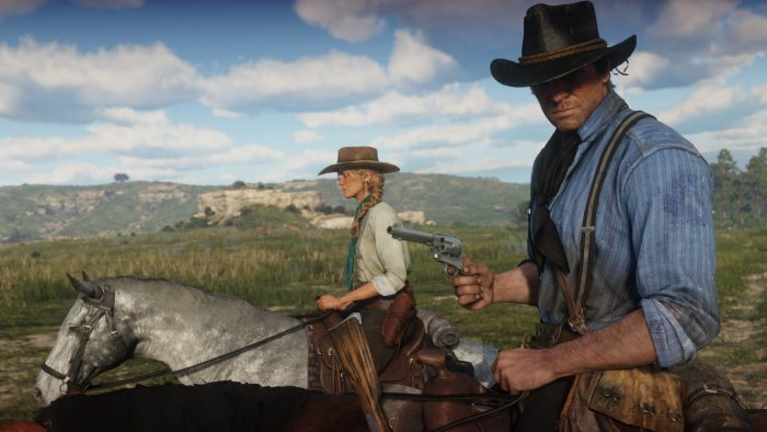 'Red Dead Redemption 2' shunted to October