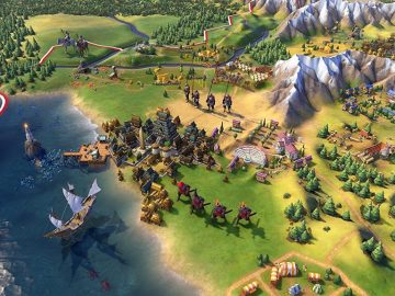 Civilization VI Is Free This Weekend; Discounted By 50%