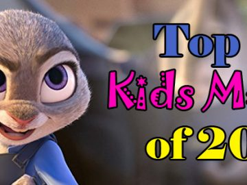 Top 10 Kids Movies of 2016