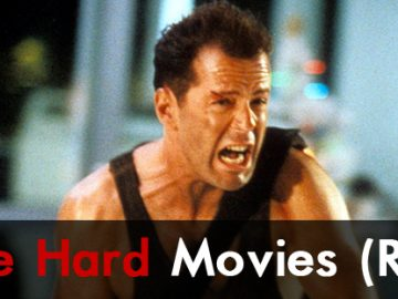 The Die Hard Movies (Ranked)