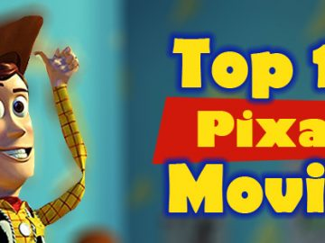 Top 10 Pixar Movies