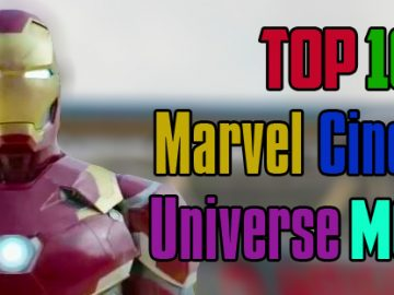 Top 10 Marvel Cinematic Universe Movies