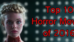 Top 10 Horror Movies of 2016