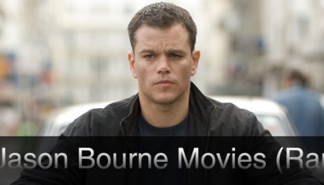 Bourne Movies Banner