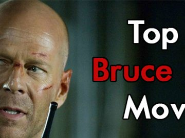 Top 10 Bruce Willis Movies