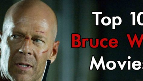 Bruce Willis Movies Banner