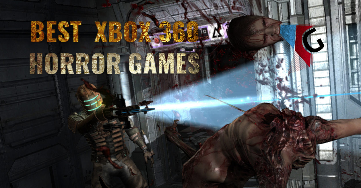 Horror Games For Xbox 1 : Best xbox 360 horror games gameranx
