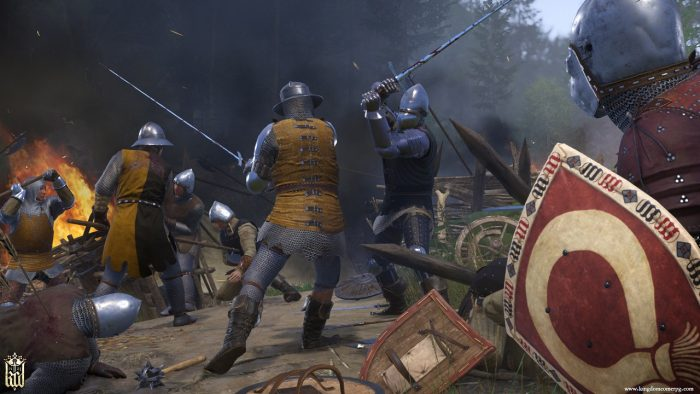 Kingdom Come: Deliverance Gets 1.2 Patch on Xbox One