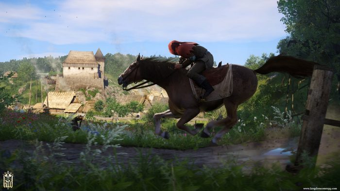 Kingdom Come: Deliverance – Where To Find Secret Horse Armor | Location Guide
