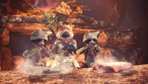 Monster Hunter: World – How To Get All 6 Palico Gadgets | Hidden Gear Locations