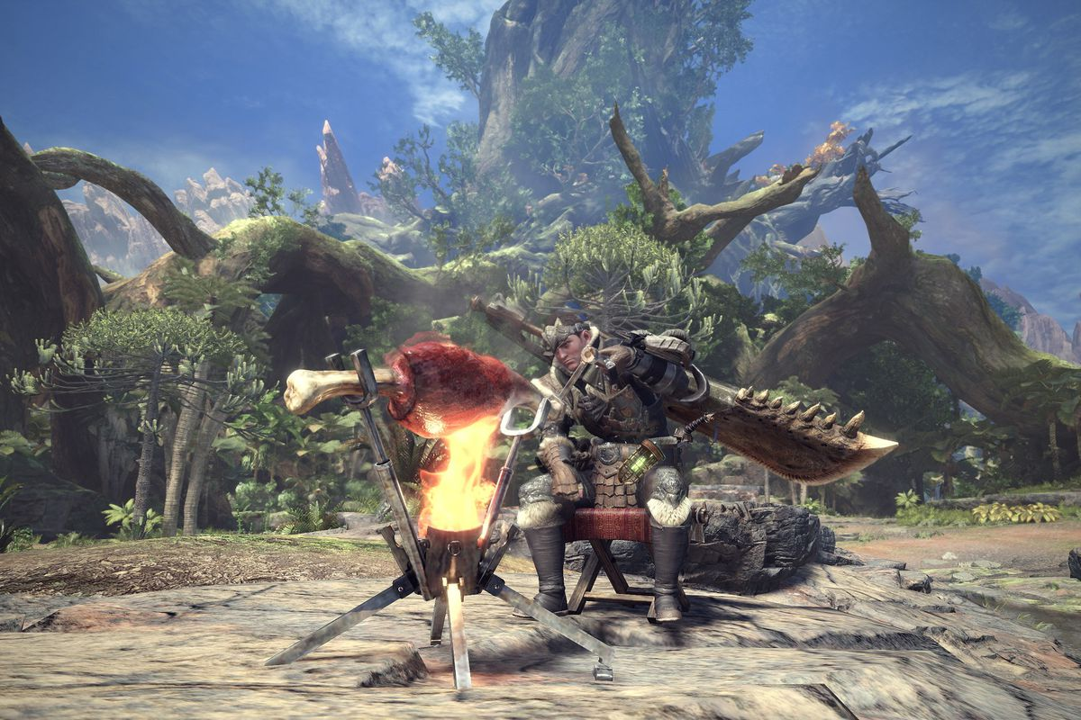 Monster Hunter: World - How To Get The Most Materials ...  Monster Hunter:...