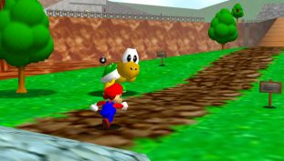 Nintendo Is Attempting To Kill Off Super Mario 64 PC Port