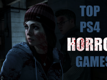 The Best PlayStation 4 Horror Games