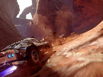 Kick-ass Onrush Gameplay Keeps Hype Meter Up