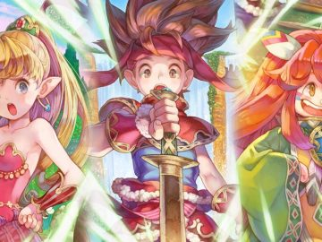 Secret of Mana Impressions—Shadows of Glory