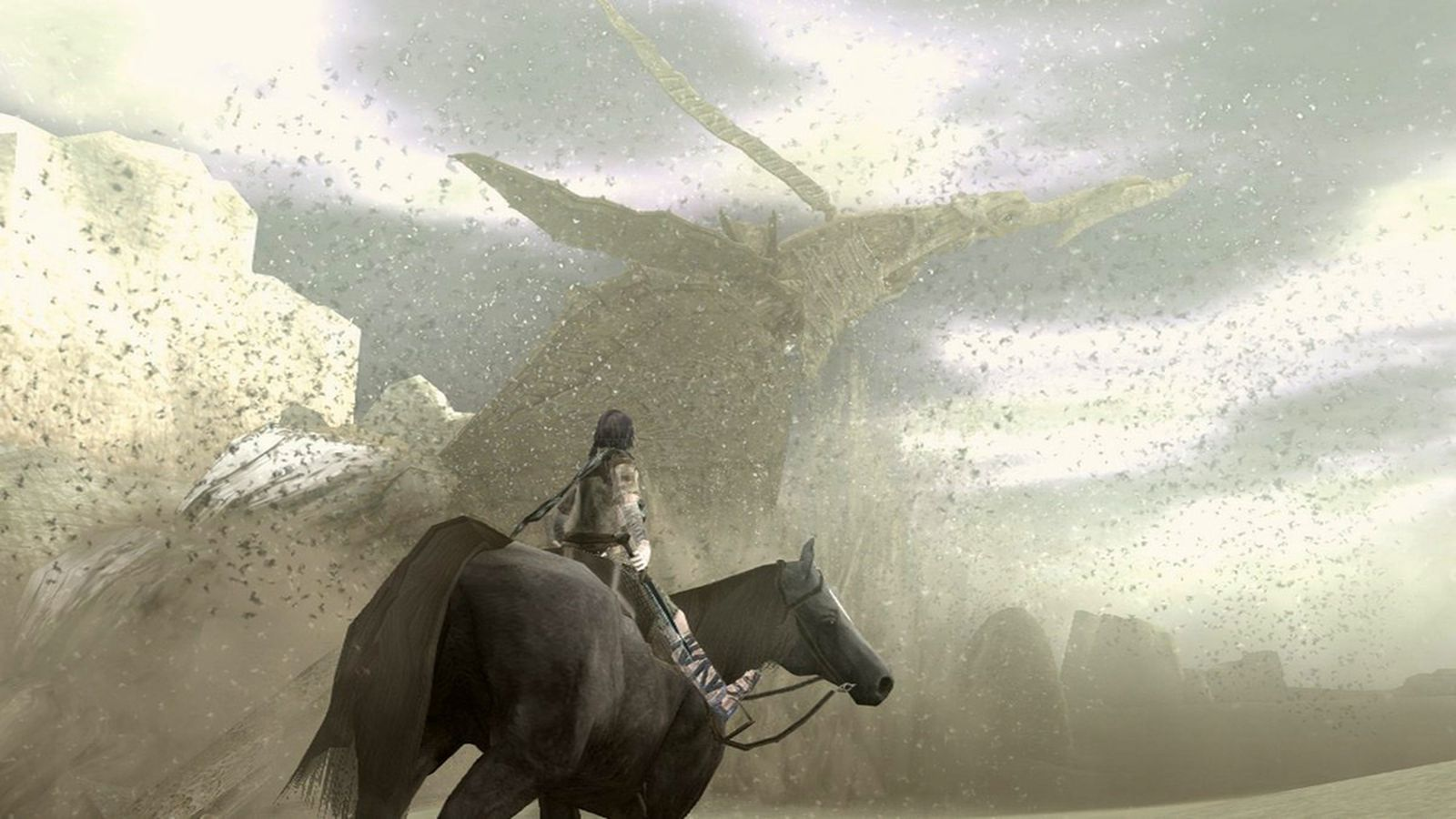 Shadow of the Colossus fans working to solve mysterious new PS4 puzzle