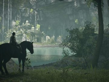 Shadow of the Colossus (PS4): Hidden Horse (& Other Animal) Tricks | Secrets Guide