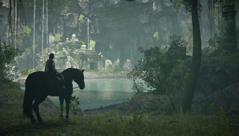 Shadow of the Colossus (PS4): Hidden Horse (& Other Animal) Tricks   Secrets Guide