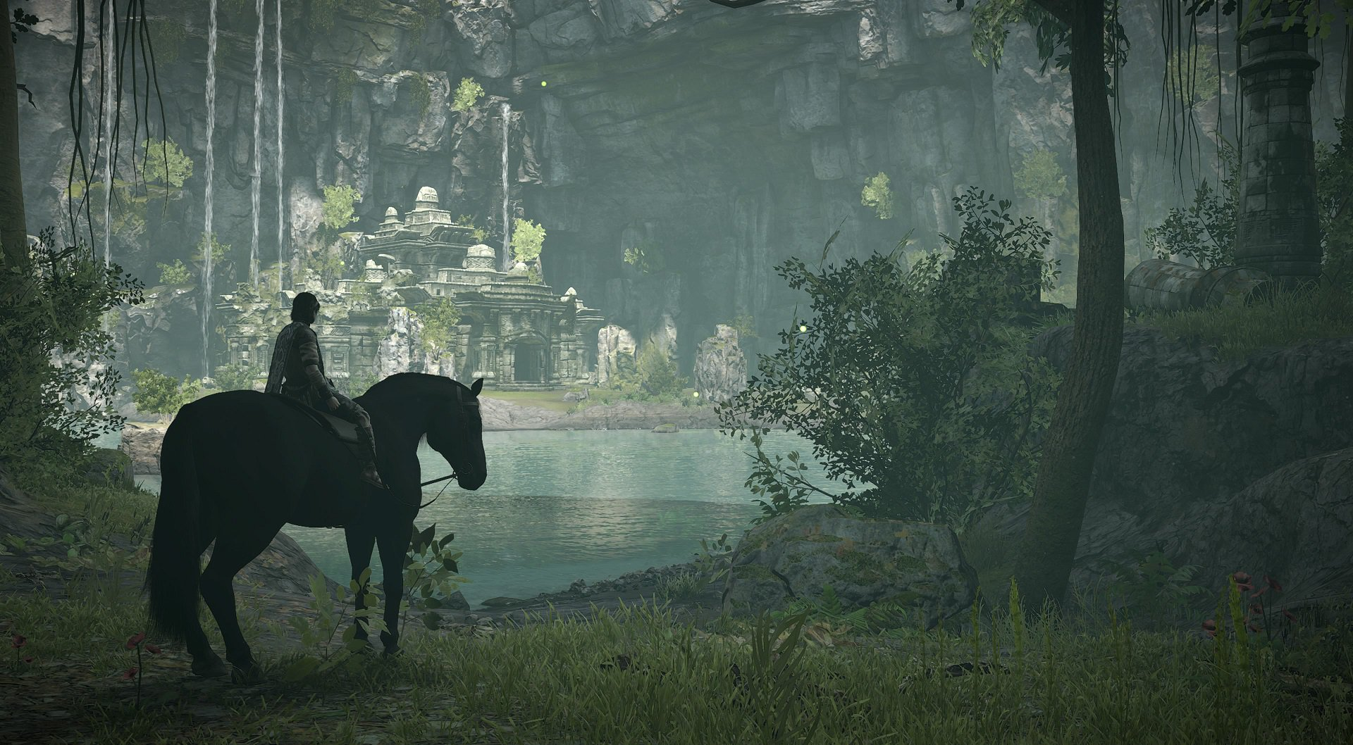 Shadow of the Colossus (PS4): Hidden Horse (& Other Animal ...
