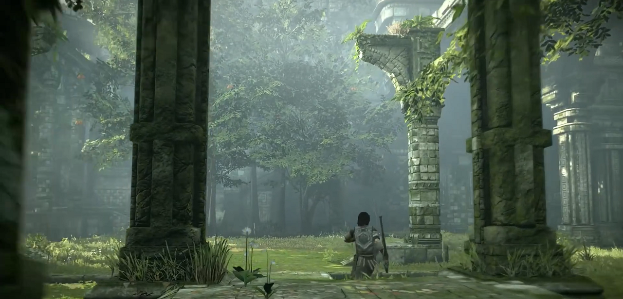 Shadow of the Colossus (PS4): How To Find The Secret Garden & Poison Fruit