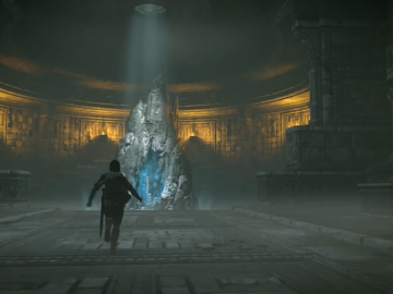 Shadow of the Colossus (PS4): Find 79 New Gold Relics & Unlock The Dormin Sword