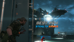 Best PlayStation 4 Stealth Games
