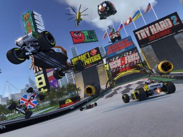 Best PlayStation 4 Racing Games