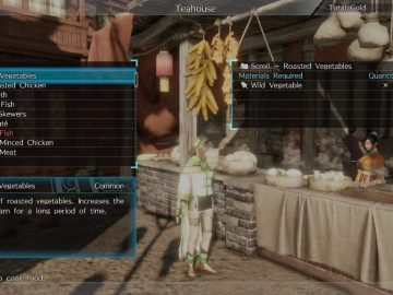 Dynasty Warriors 9: How To Cook | Game Guide