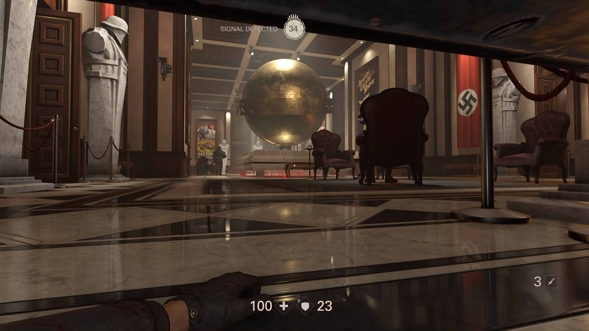 Wolfenstein 2: Silent Death DLC – All Gold Locations | Collectibles Guide