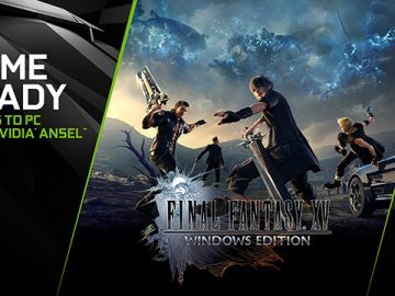 NVIDIA's Latest Driver Enhances FFXV Windows Edition, PUBG Performance
