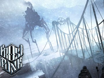 Chilly City Builder Frostpunk Lets the Automatons Out