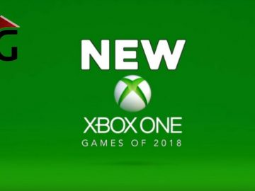 Top 40 NEW Xbox One Games of 2018