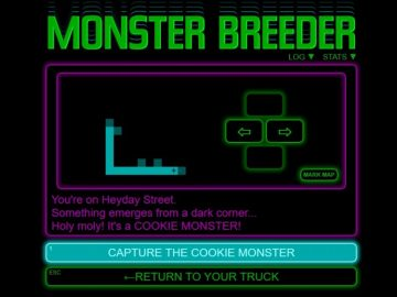 Monster Breeder Lets you Create Beatiful Nightmares
