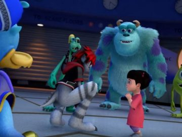 Kingdom Hearts III Trailer Drops With Monsters, Inc. Surprise, Official Theme Revealed