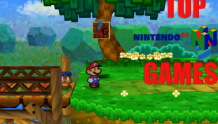 The Very Best N64 Video Game Titles