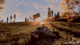 NMC Studios Reveal Vehicular Battle Royale Game, Notmycar