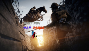 Best PlayStation 4 War Games