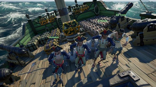 more photos bc415 7c261 There is no new customization for your ship — just a ghost costume, and a  mega-voyage. Will there be something at the end of the Legendary Pirate  faction