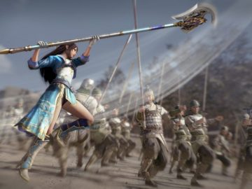 Dynasty Warriors 9 Impressions: Now 100% More Open World